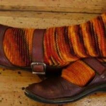 Basic Sock  Man Sock / Supertwist sock Designer: Carle' Dehning