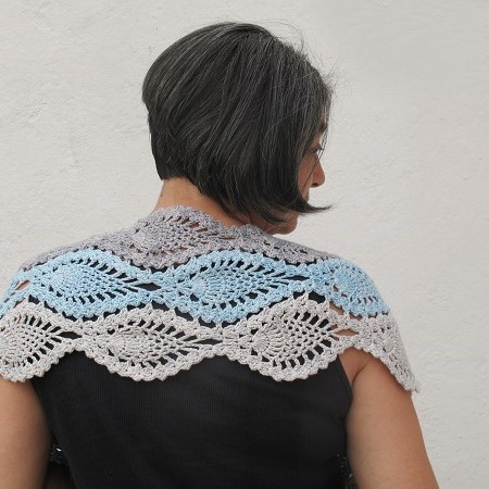 Mood Tide Scarf in Eco-Fusion
